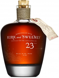 Kirk and Sweeney Rum 23 Year 750ml